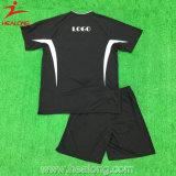Healong中国のクラブのための卸し売りスポーツギヤ服装の昇華男子サッカーのジャージ