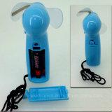 Детали СИД охлаждения на воздухе освещают вверх миниый вентилятор с рекламировать логос (3509)