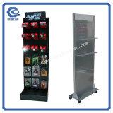 Kundenspezifische Fußboden Suppermarket Haken-Bildschirmanzeige-Zahnstange mit Firmenzeichen