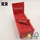Hanf-rauchendes Walzen-Papierpapier Fsc. Sgs-Bescheinigung