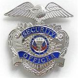 L'émail personnalisés l'axe de l'armée d'un insigne Lanyard axe de barre de l'armée en aluminium