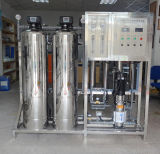 Wasser-Reinigung-Geräten-Solarentsalzen-System der umgekehrten Osmose-1t/H für Trinkwasser-Prozess