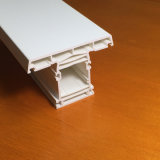 PVC Windows를 위한 알루미늄 입히는 플라스틱 단면도