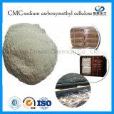 Вод сырья Carboxymethyl натрия целлюлозы