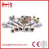 87341 brida SAE 3000 PSI tubo flexible hidráulico