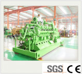AC Trifásico de gás metano de saída do Conjunto de Geradores de gás de combustão 1-2MW