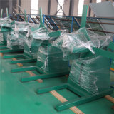 Fábrica de máquina automática de Decoiler de la placa de acero