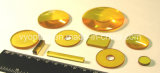 Het Wafeltje van het Germanium van het Wafeltje van Duitsland van het Enige Kristal van de levering