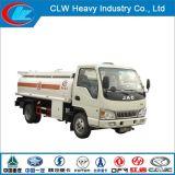 JAC 4*2 2000Lの移動式燃料タンクのトラック