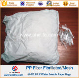 Polypropylen Fibre pp. Fiber Mesh für Concrete Admixtures