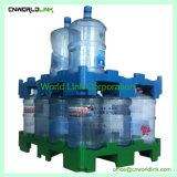 Switches empilháveis de plástico durável transporte armazenagem de paletes do balde de água