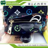 La Banca mobile di potere di mini figura del sacchetto per la signora
