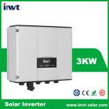 Inversor solar amarrado grade da fase monofásica da série 0.75-3kw do magnésio de Invt Imars