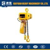 Grua Chain elétrica de uma alta qualidade de 3 toneladas com baixo preço