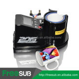 Freesub 3D Telefono Caso vuoto della pressa di calore di sublimazione automatico (ST210)