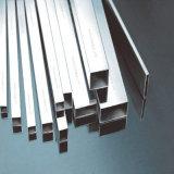 ASTM A554에 의하여 용접되는 직사각형 스테인리스 관