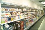 Escaparate vertical comercial del refrigerador del refrigerador de Multideck para el supermercado