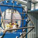 Full automatic TPR PVC máquina de moldagem por injeção de sapata de segurança