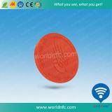Símbolo elegante clásico del metro de la alta calidad S50 13.56MHz RFID