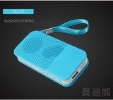 Viajes puerta altavoz Bluetooth Mini Banco de potencia portátil 2000mAh