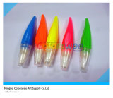 5*14ml Neon Tempera Paint met Brush voor Students en Kids