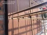 Hergestellte 25 Jahr-Garantie-haltbarer zusammengesetzter hölzerner Zaun