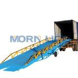 Conteneur de 12t Mobile rampe pour chariot élévateur à fourche