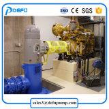Nfpa verzeichnete vertikale Turbine-hohe Strömungsgeschwindigkeit-Feuerlöschpumpe mit Dieselmotor