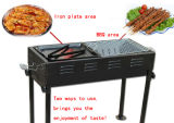 Prateleira de fogão de grande porte para famílias