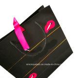 Kundenspezifischer Farben-Eigenmarken-kosmetischer Wimper-Verpackungs-Papierbeutel