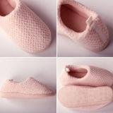 Mignon doux en coton Ladies' pantoufle confortable