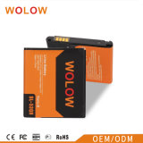 De mobiele Batterij van het Lithium van de Noodsituatie van de Telefoon voor Lenovo