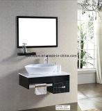 Module de salle de bains simple d'acier inoxydable