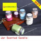 Fonction parfumés et oui à la main des bougies parfumées Bougies parfumées en pot de verre de luxe