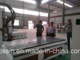 machine à bois Douoble Table Italie Hsd fusées Air-Cooling Japon servomoteur Yaskawa CNC Router