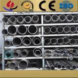 Tube/pipe en aluminium ronds pour le traitement 6061/T6 6063/T5 de lavette