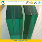 Super 19мм Большой Low-Iron слоистого стекла для зданий