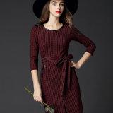 熱い方法女性のイブニング・ドレス