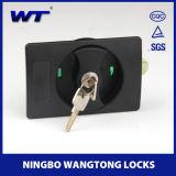 Fechamento de Almirah do aço de liga do zinco da qualidade superior de Wangtong