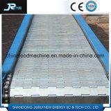 Vente à chaud en acier inoxydable de la plaque de la chaîne de convoyeur pour la ligne de production