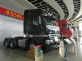 Schwerer Ladung-LKW-Schlussteil-Kopf 6X4 420HP Sinotruk HOWO Nigeria