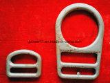 Пряжки поднимаясь мастерское d безопасности оборудования такелажирования кольцо подходящий стальной с штангой