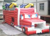 Im Freien aufblasbares Wasser-Plättchen mit Hindernis-Spielzeug (B095)