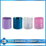 28 410 Pet Capsule Plastic Bottle Disc Top Cap