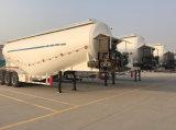 35m3はFuwaの車軸が付いているセメントのBulkerのトレーラーを半乾燥する