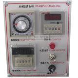 Tam-358 Manuel de pression en plastique bon marché feuille chaude Machine d'estampillage