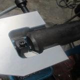 狭いデザイン管の溝を彫る斜角が付く機械