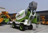camion de mélangeur concret de chargement de l'individu 4cbm