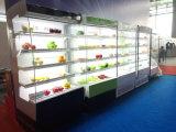 Открыть мини холодильник для молочных и фруктовых