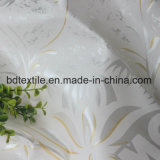 Il fiore ha stampato il tessuto del materasso del Knit del tricot per la tessile domestica di lusso
